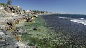 Cottesloe strand Perth lager videofilmer
