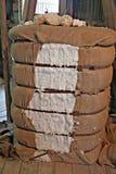 Cotton Bale Royalty Free Stock Photo