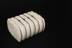 Cotton Bale Stock Image