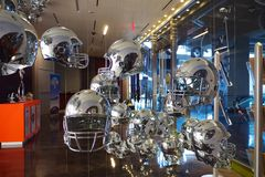 Cotton Bowl Office in Dallas Cowboys Stadium Stock Image