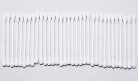 Cotton buds Royalty Free Stock Photo