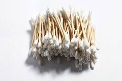 Cotton Buds Royalty Free Stock Photos