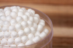 Cotton buds Stock Photography