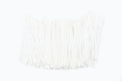 Cotton buds white cleaning tool Stock Images
