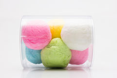 Cotton Candy Royalty Free Stock Photography