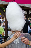 Cotton candy Royalty Free Stock Photos