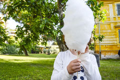 Cotton candy Stock Photos