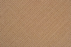 Cotton canvas for needlework as background Stock Image