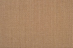 Cotton canvas for needlework as background Stock Photo