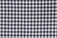 Cotton checkered textile. Background Stock Photography