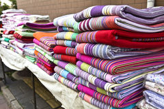 Cotton cloth Stock Photography