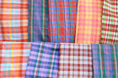 Cotton colorful Stock Image