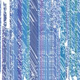 Cotton design. Grunge texture with cotton design Stock Photos