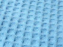 Cotton fabric close-up Stock Photo