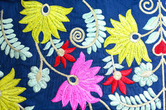 Cotton fabric Royalty Free Stock Photo