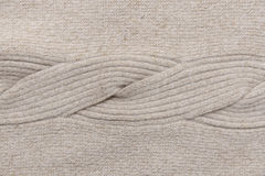 Cotton fabric texture Royalty Free Stock Photo