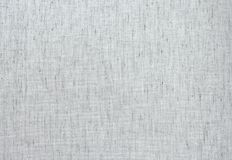 Cotton fabric texture. Grey natural cotton material background Stock Photography