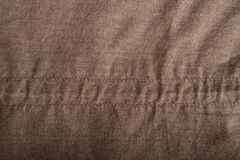 Cotton Fabric Texture Royalty Free Stock Photography