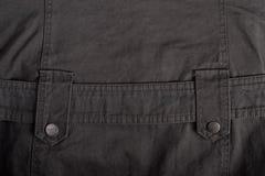 Cotton Fabric Texture Stock Image