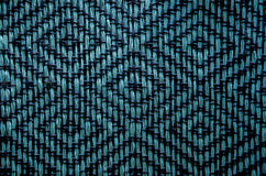 Cotton fabric  Thai style pattern Royalty Free Stock Images