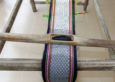 Cotton handicraft Royalty Free Stock Image