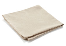 Cotton napkin Stock Photos