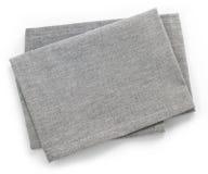 Cotton napkin Stock Photography