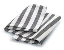 Cotton napkin Royalty Free Stock Images