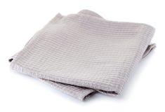 Cotton napkin Royalty Free Stock Photos