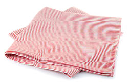 Cotton napkin Stock Images