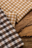 Cotton, natural dyes, wood floors, surfaces, cotton. Royalty Free Stock Image