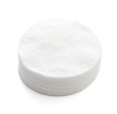 Cotton pad Stock Image