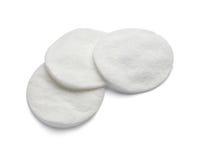 Cotton pad Stock Photography