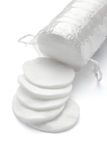 Cotton pad Stock Images