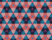 Cotton pattern Stock Image