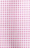 Cotton pattern. Cotton seemless pattern with many color stripe Stock Photo