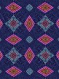Cotton pattern Royalty Free Stock Image