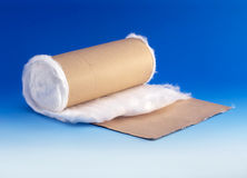 Cotton roll Royalty Free Stock Photo