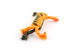 Cotton rope for dog toy Stock Photo
