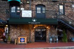 The Cotton Sail Hotel, Savannah, GA. Royalty Free Stock Image