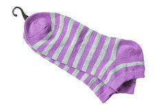 Cotton socks Stock Photos