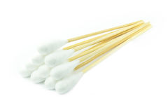 Cotton stick Royalty Free Stock Photo