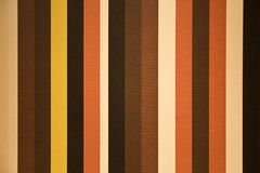 Cotton stripes Royalty Free Stock Photography