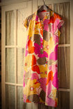 Cotton summer dress Royalty Free Stock Images