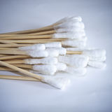 Cotton swab Royalty Free Stock Photos