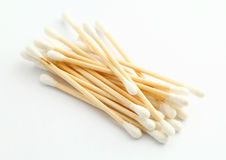 Cotton swab Stock Image