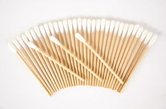 Cotton swabs Stock Photo