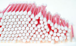 Cotton swabs royalty free stock image