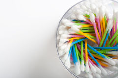 Free Cotton Swabs Royalty Free Stock Images - 7678479