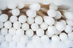 Cotton swabs Stock Photos